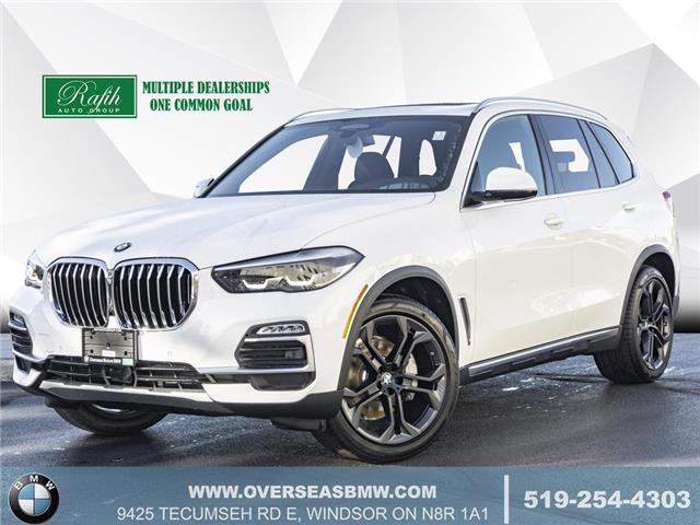 2021 BMW X5 xDrive40i (Stk: B8352) in Windsor - Image 1 of 20