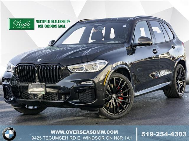 2021 BMW X5 xDrive40i (Stk: B8365) in Windsor - Image 1 of 24