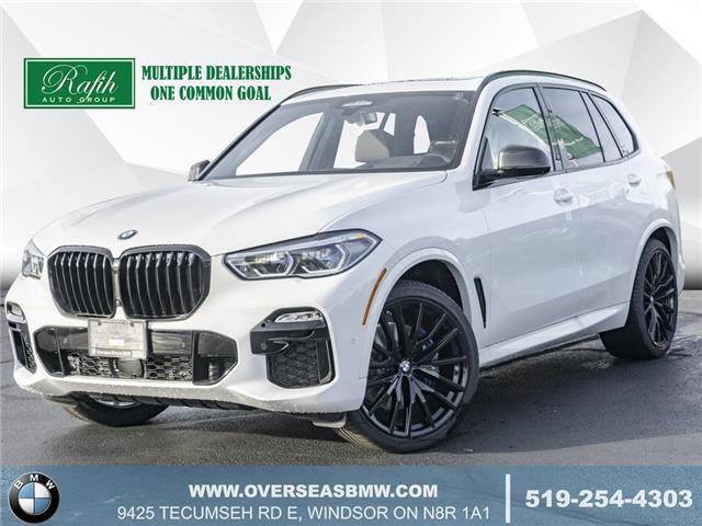 2021 BMW X5 xDrive40i (Stk: B8368) in Windsor - Image 1 of 22