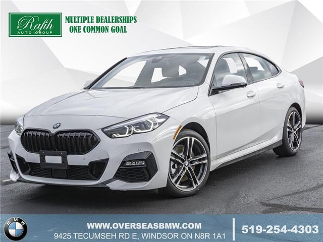 2021 BMW 228i xDrive Gran Coupe (Stk: B8361) in Windsor - Image 1 of 23