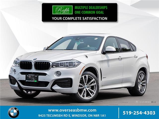 2019 BMW X6 xDrive35i (Stk: C8409) in Windsor - Image 1 of 27