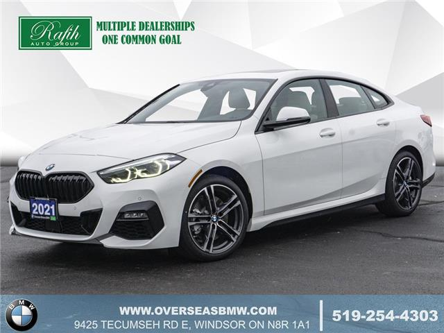 2021 BMW 228i xDrive Gran Coupe (Stk: B8414) in Windsor - Image 1 of 24