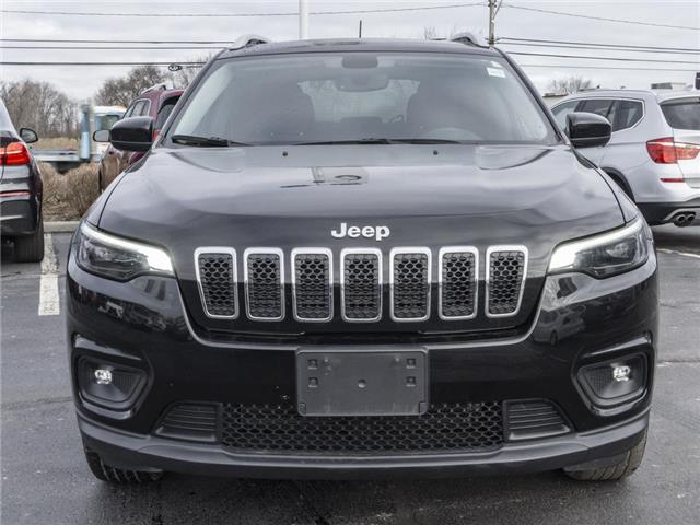 2019 Jeep Cherokee North (Stk: P8440) in Windsor - Image 1 of 23