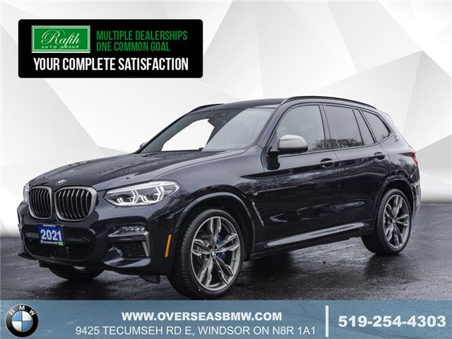 2021 BMW X3 M40i (Stk: B8411) in Windsor - Image 1 of 25