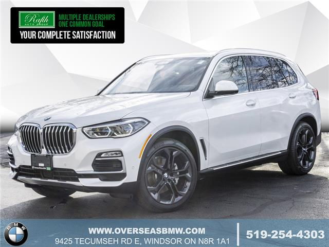 2021 BMW X5 xDrive40i (Stk: B8412) in Windsor - Image 1 of 23