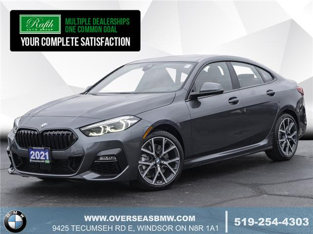 2021 BMW 228i xDrive Gran Coupe (Stk: B8418) in Windsor - Image 1 of 24
