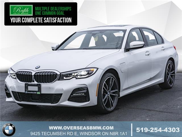 2021 BMW 330e xDrive (Stk: B8415) in Windsor - Image 1 of 22