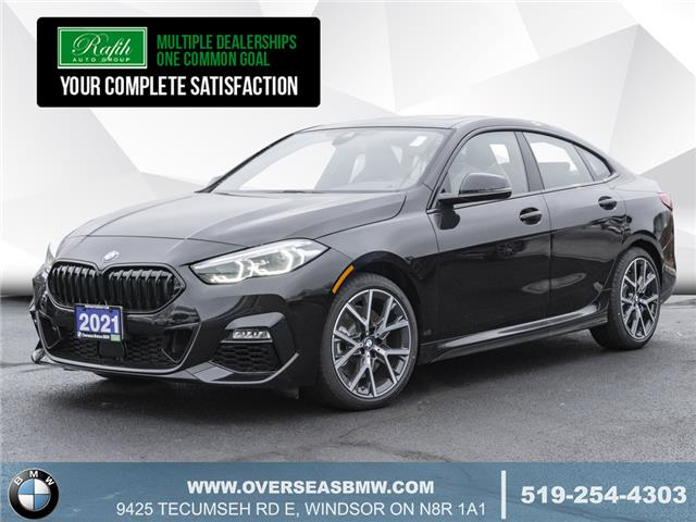 2021 BMW 228i xDrive Gran Coupe (Stk: B8419) in Windsor - Image 1 of 21