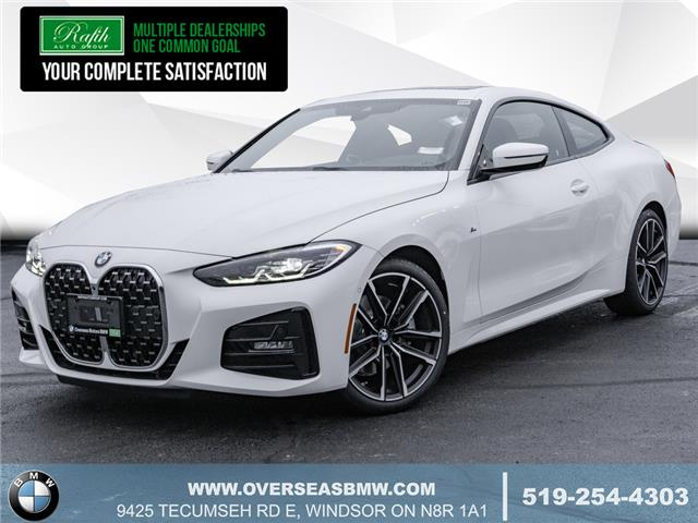 2021 BMW 430i xDrive (Stk: B8445) in Windsor - Image 1 of 22