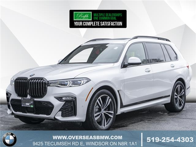 2021 BMW X7 xDrive40i (Stk: B8469) in Windsor - Image 1 of 21