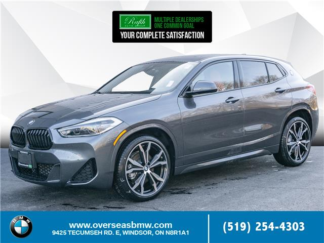 2021 BMW X2 xDrive28i (Stk: B8496) in Windsor - Image 1 of 20