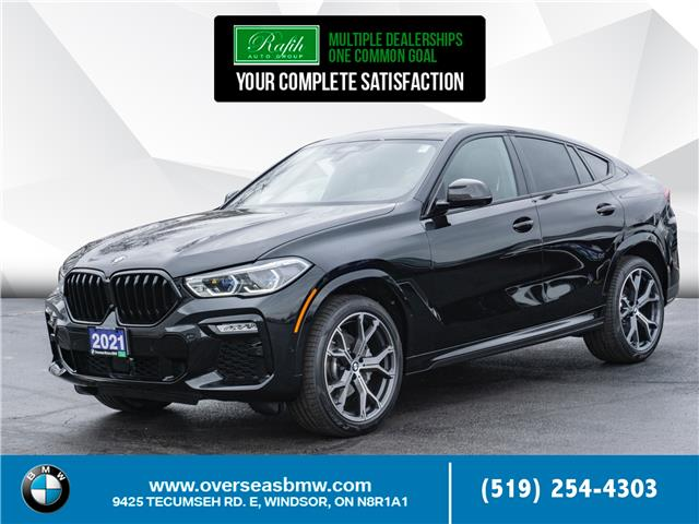 2021 BMW X6 xDrive40i (Stk: B8506) in Windsor - Image 1 of 15