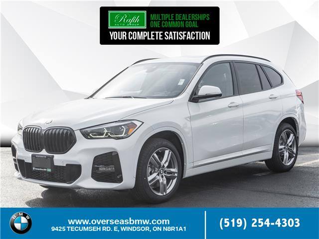 2021 BMW X1 xDrive28i (Stk: B8525) in Windsor - Image 1 of 21