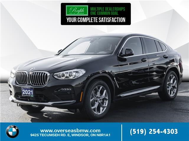 2021 BMW X4 xDrive30i (Stk: B8535) in Windsor - Image 1 of 19