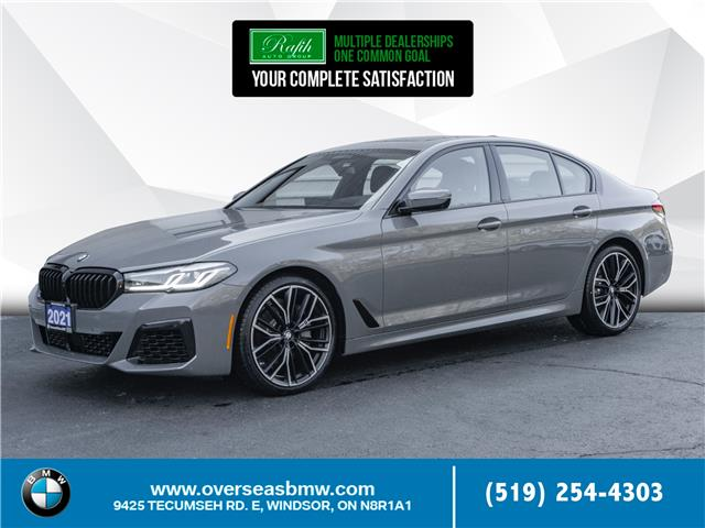 2021 BMW 540i xDrive (Stk: B8539) in Windsor - Image 1 of 20