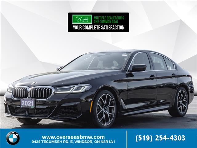 2021 BMW 540i xDrive (Stk: B8531) in Windsor - Image 1 of 23