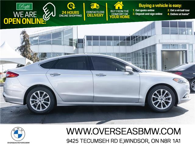 2017 Ford Fusion SE (Stk: B8640A) in Windsor - Image 1 of 19