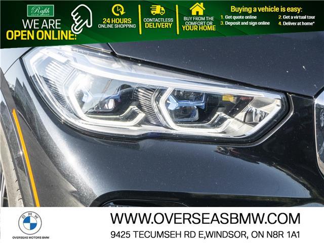 2019 BMW X5 xDrive40i (Stk: P8659) in Windsor - Image 1 of 17