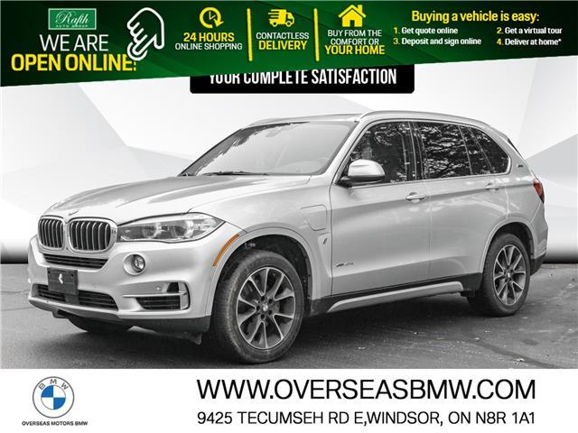 2018 BMW X5 eDrive xDrive40e (Stk: P8658) in Windsor - Image 1 of 14