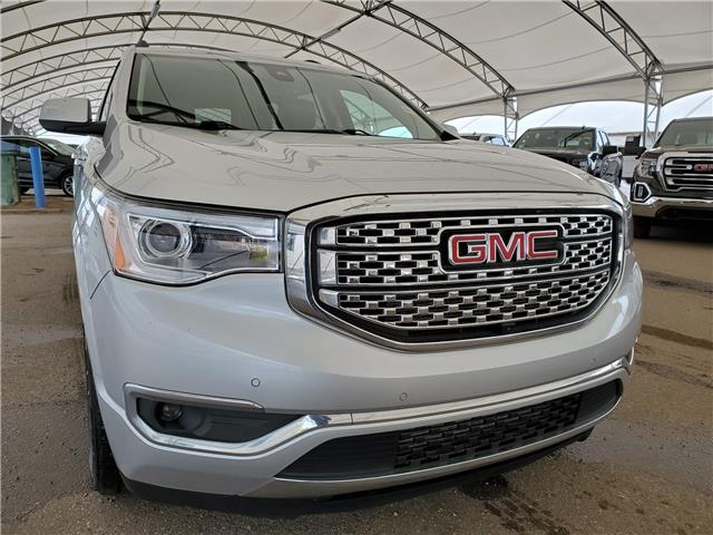 2017 GMC Acadia Denali (Stk: 188399) in AIRDRIE - Image 1 of 37