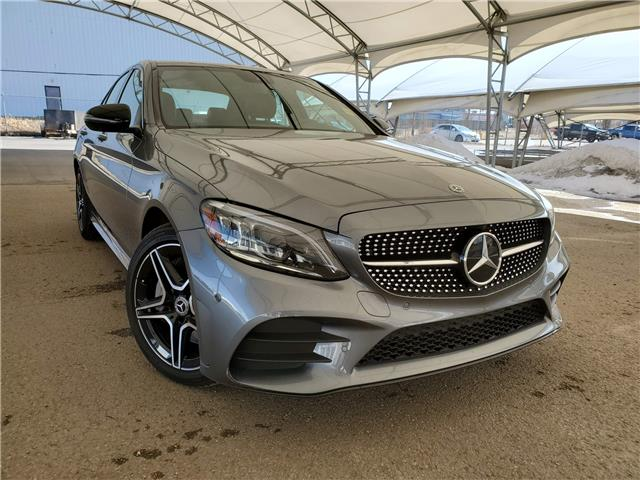 2019 Mercedes-Benz C-Class Base (Stk: 178105) in AIRDRIE - Image 1 of 28