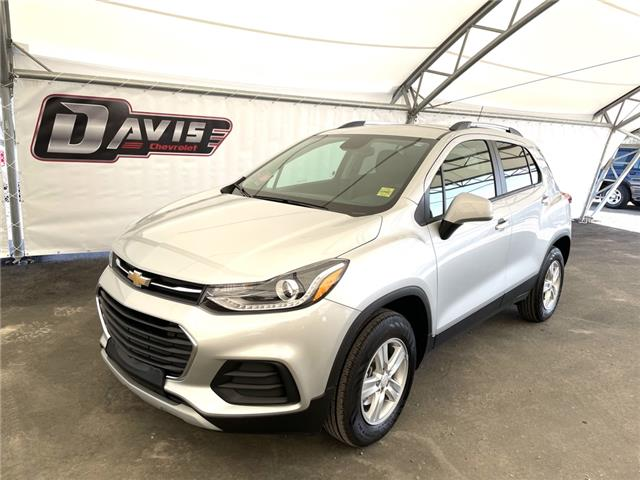 2021 Chevrolet Trax LT KL7CJPSBXMB317261 190323 in AIRDRIE