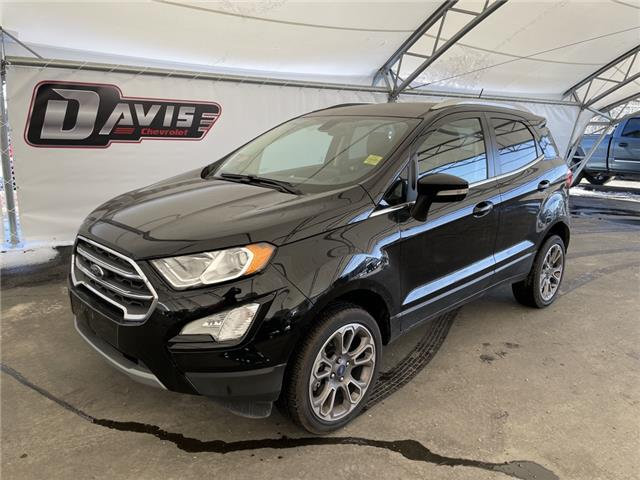 2020 Ford EcoSport Titanium (Stk: 188769) in AIRDRIE - Image 1 of 30