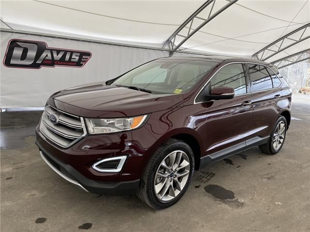 2018 Ford Edge Titanium 2FMPK4K94JBC28767 190523 in AIRDRIE