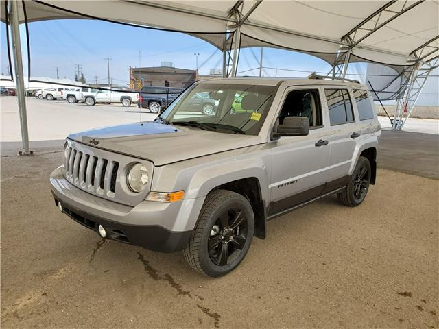 2015 Jeep Patriot Sport/North (Stk: 190419) in AIRDRIE - Image 1 of 23
