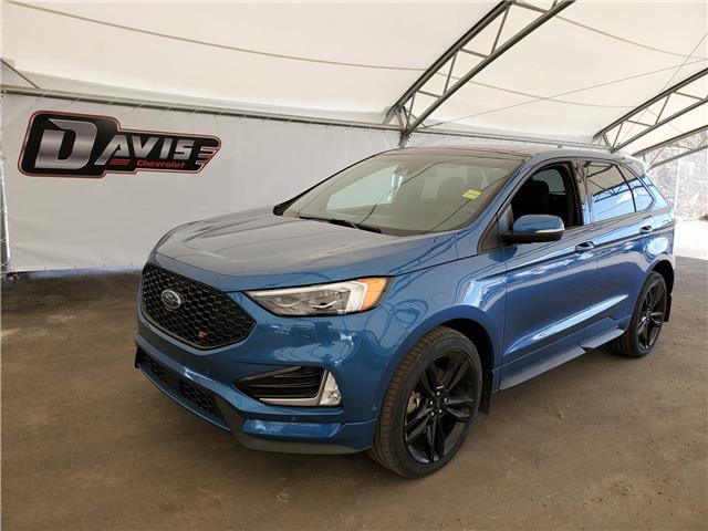 2019 Ford Edge ST (Stk: 190325) in AIRDRIE - Image 1 of 32
