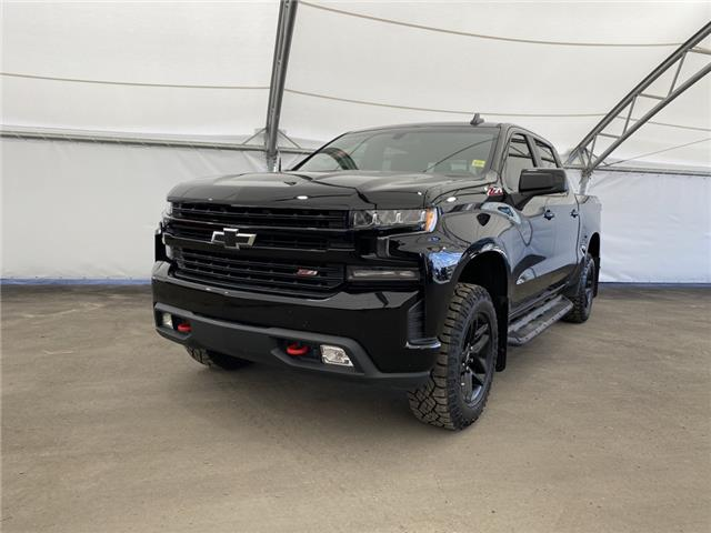 2020 Chevrolet Silverado 1500 LT Trail Boss (Stk: 178563) in AIRDRIE - Image 1 of 21