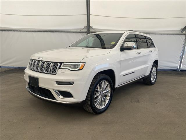 2017 Jeep Grand Cherokee Summit (Stk: 191139) in AIRDRIE - Image 1 of 19