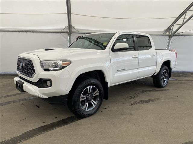 2018 Toyota Tacoma TRD Sport 5TFCZ5AN7JX165238 191585 in AIRDRIE