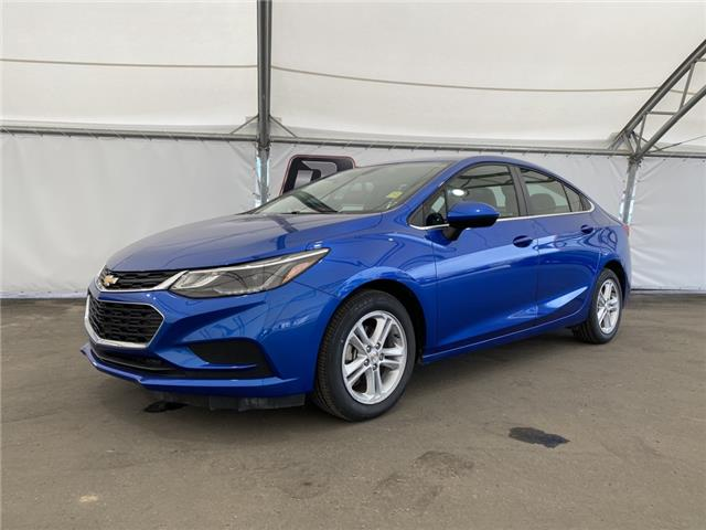 2018 Chevrolet Cruze LT Auto (Stk: 165236) in AIRDRIE - Image 1 of 16