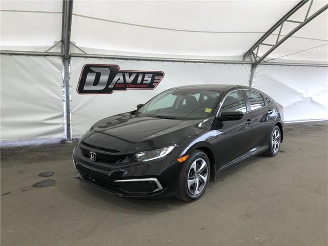 2020 Honda Civic LX (Stk: 193882) in AIRDRIE - Image 1 of 17