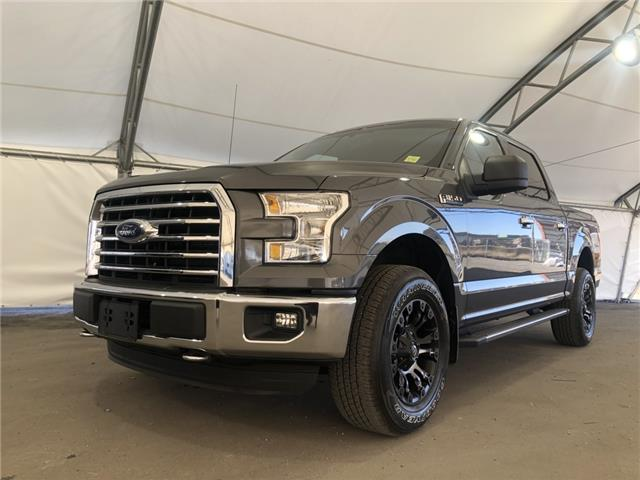 2016 Ford F-150 XLT (Stk: 193892) in AIRDRIE - Image 1 of 17