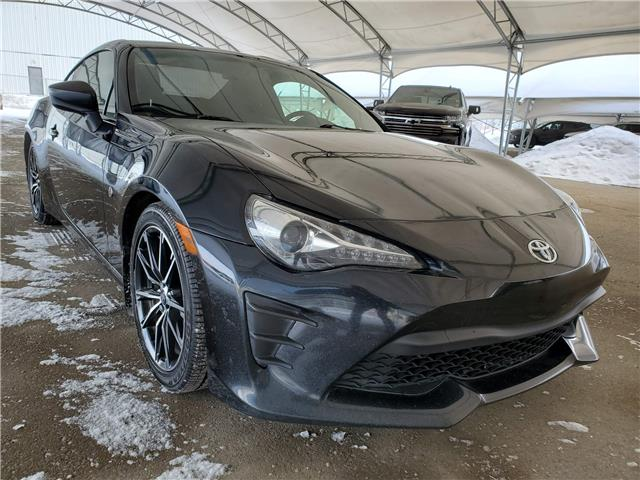 2017 Toyota 86 Base JF1ZNAA14H9703751 188734 in AIRDRIE