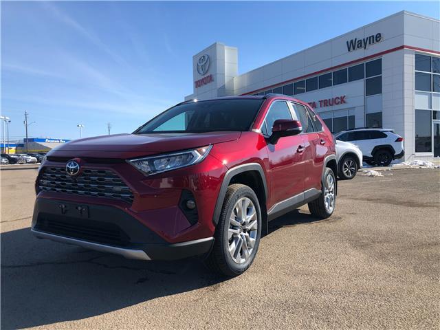 2021 Toyota RAV4 Limited (Stk: 22873) in Thunder Bay - Image 1 of 30