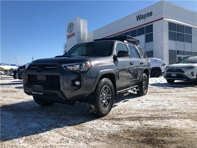 2021 Toyota 4Runner Base (Stk: 22915) in Thunder Bay - Image 1 of 27