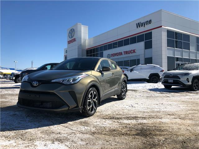 2021 Toyota C-HR XLE Premium (Stk: 22679) in Thunder Bay - Image 1 of 21