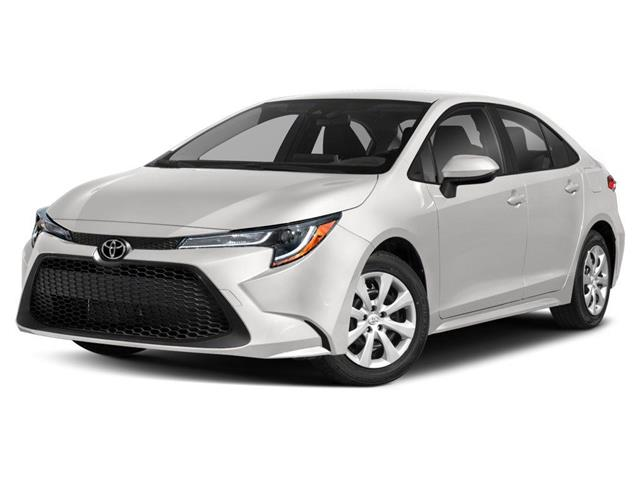 2021 Toyota Corolla LE (Stk: 22948) in Thunder Bay - Image 1 of 9