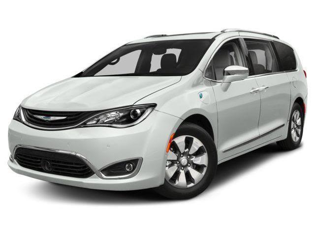2017 Chrysler Pacifica Hybrid Platinum (Stk: 170722) in Ottawa - Image 1 of 9