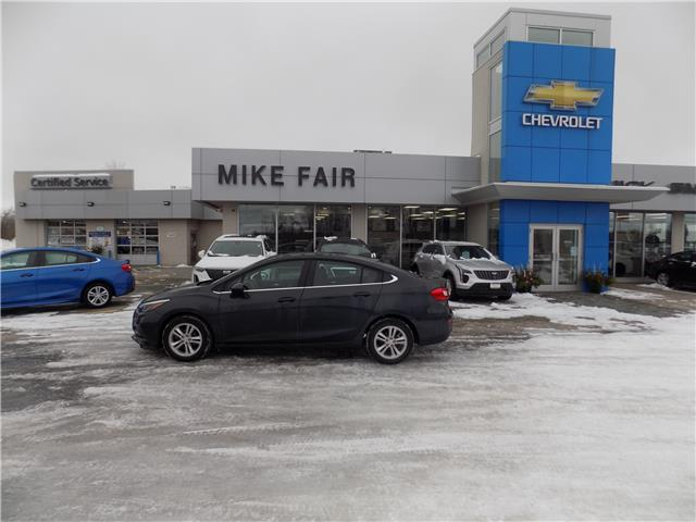 2017 Chevrolet Cruze LT Auto (Stk: 21070A) in Smiths Falls - Image 1 of 16