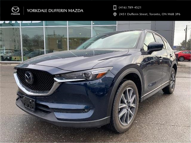 2018 Mazda CX-5 GT (Stk: P2374) in Toronto - Image 1 of 26
