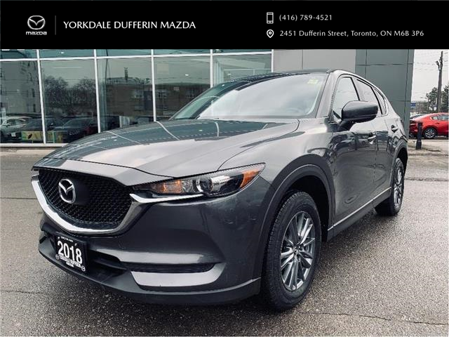 2018 Mazda CX-5 GX (Stk: P2399) in Toronto - Image 1 of 24