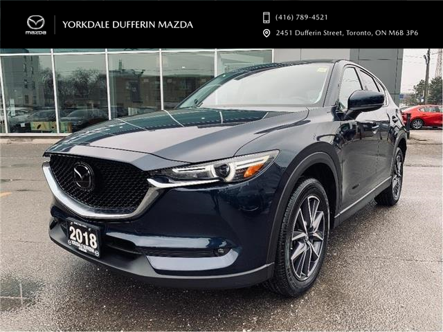 2018 Mazda CX-5 GT (Stk: P2410) in Toronto - Image 1 of 30