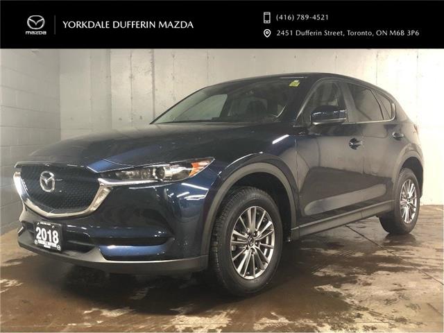 2018 Mazda CX-5 GS (Stk: P2428) in Toronto - Image 1 of 24