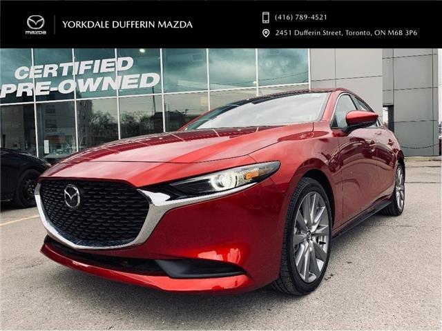 2020 Mazda Mazda3 GT (Stk: 20172) in Toronto - Image 1 of 26