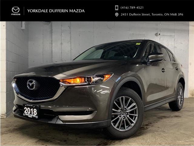 2018 Mazda CX-5 GX (Stk: P2332) in Toronto - Image 1 of 23