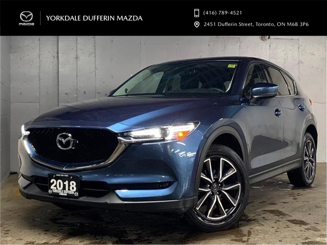 2018 Mazda CX-5 GT (Stk: P2440) in Toronto - Image 1 of 27
